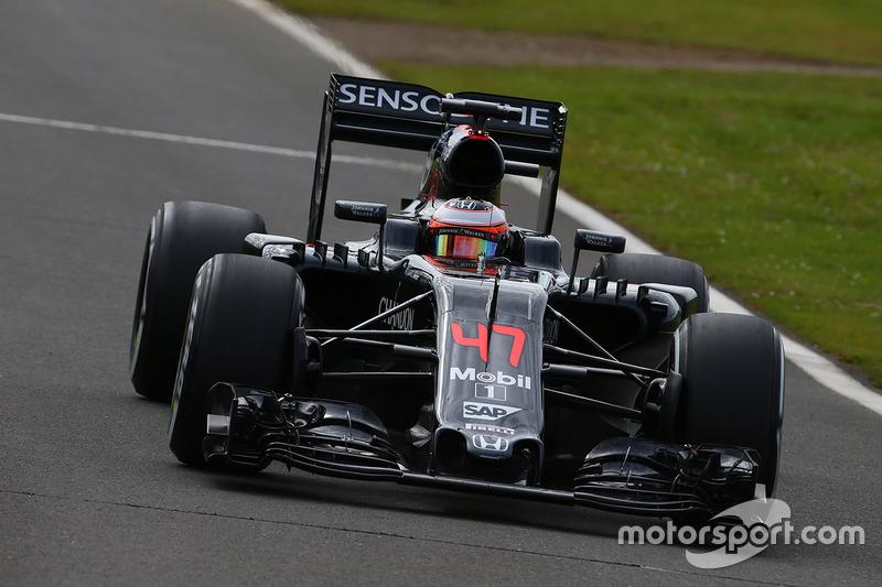 Stoffel Vandoorne: 41 Grand Prix'nin 8'inden puanla ayrıldı
