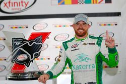 Ganador Justin Marks, Chip Ganassi Racing Chevrolet