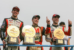Matias Rossi, Donto Racing Chevrolet, Mariano Werner, Werner Competicion Ford, Juan Pablo Gianini, J