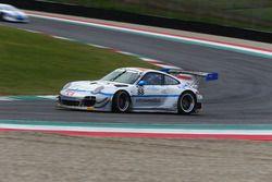 #88 Porsche 911 GT3 R, Ebimotors: Venerosi-Baccani