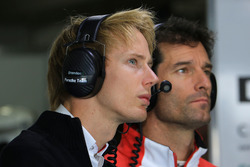 #1 Porsche Team, Porsche 919 Hybrid: Mark Webber, Brendon Hartley