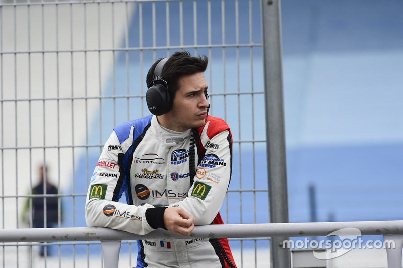 #9 Graff Racing Ligier JS P3 - Nissan: Paul Petit