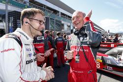 Andreas Seidl, Team Principal Porsche Team, Dr. Wolfgang Ullrich, Head of Audi Sport