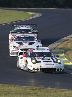 #911 Porsche Team North America Porsche 911 RSR: Nick Tandy, Patrick Pilet, #25 BMW Team RLL BMW M6