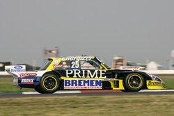 Emanuel Moriatis, Martinez Competicion Ford