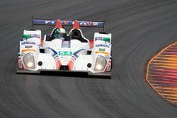 #54 CORE Autosport, ORECA FLM09: Jon Bennett, Colin Braun, Mark Wilkins