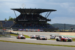 #87 AKKA ASP Mercedes AMG GT3: Jean-Luc Beaubelique, Morgan Moullin-Traffort