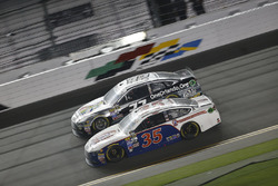 David Gilliland, Front Row Motorsports Ford, Bobby Labonte, Go Green Racing Ford