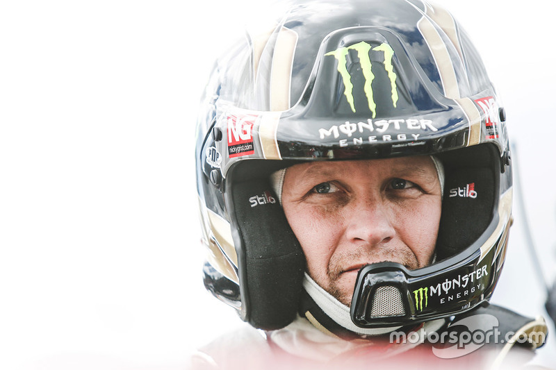 Петтер Сольберг, Petter Solberg World RX Team