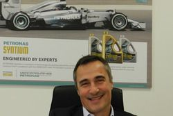 Alessandro Orsini, CEO Petronas Lubricants International