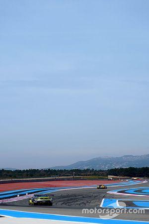 #97 Aston Martin Racing, Aston Martin Vantage GTE: Marco Sorensen, Fernando Rees