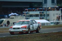 Walter Röhrl, Audi V8 quattro