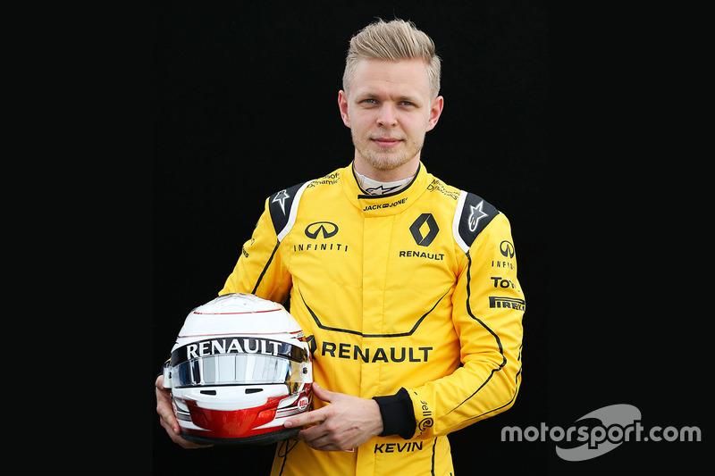 Kevin Magnussen, Renault (miércoles)