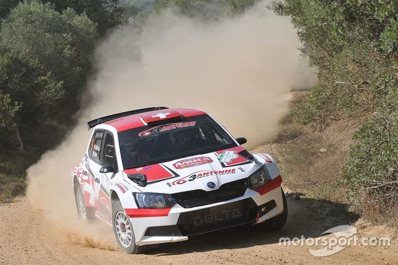 Federico Della Casa e Domenico Pozzi, Skoda R5, Delta Rally