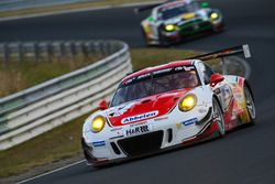 Klaus Abbelen, Patrick Huisman, Norbert Siedler, Sabine Schmitz, Frikadelli Racing, Porsche 991 GT3