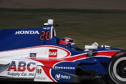 Jack Hawksworth, A.J. Foyt Enterprises Honda#