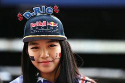 Fan of Daniel Ricciardo, Red Bull Racing