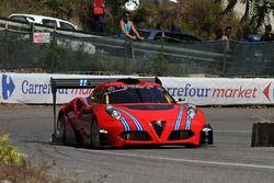 Marco Gramenzi, Alfa Romeo 4C