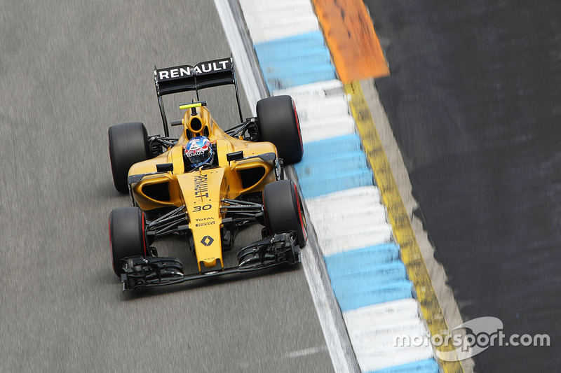 20. Jolyon Palmer, Renault Sport F1 Team