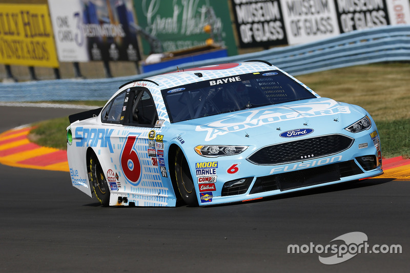 9. Trevor Bayne, Roush Fenway Racing, Ford