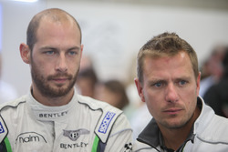 #8 Bentley Team M-Sport, Bentley Continental GT3: Maxime Soulet, Wolfgang Reip