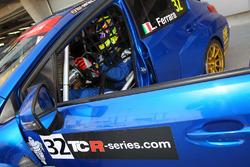 Luigi Ferrara, Top Run Motorsport, Subaru Impreza STi TCR