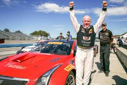 GT race winner #3 Cadillac Racing Cadillac ATS-VR GT3: Johnny O'Connell