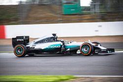 Хорхе Лоренсо, Mercedes AMG F1 W05