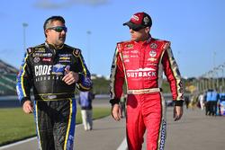 Tony Stewart, Stewart-Haas Racing, Kevin Harvick, Stewart-Haas Racing Chevrolet