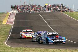 Esteban Gini, Nero53 Racing Torino, Mariano Altuna, Altuna Competicion Chevrolet, Leandro Mulet, Mul