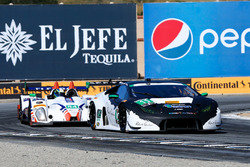 #11 Change Racing Lamborghini Huracan GT3: Townsend Bell, Bill Sweedler