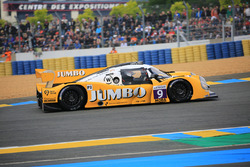 #9 Racing Team Holland Ligier JPS3 - Nissan: Ян Ламмерс и Бернард ван Оранж