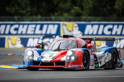 #61 Graff, Ligier JPS3 - Nissan: James Winslow, Dean Koutsoumidis