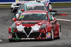 Michela Cerruti, Alfa Romeo Giulietta TCR, Mulsanne Racing