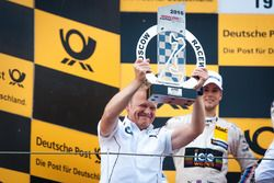 Podium: Stefan Reinhold, BMW Team RMG