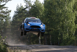 Mads Ostberg, Ola Floene, M-Sport Ford Fiesta WRC