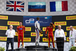 Sergey Sirotkin, ART Grand Prix, Jordan King, Racing Engineering et Norman Nato, Racing Engineering