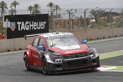 Хосе-Мария Лопес, Citroën World Touring Car Team, Citroën C-Elysée WTCC
