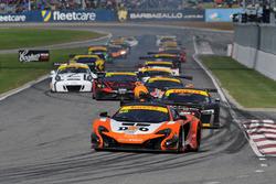#60 TEKNO Autosport McLaren 650S GT3: Nathan Morcom