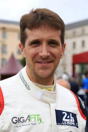 #33 Eurasia Motorsport Oreca 05 Nissan: Tristan Gommendy