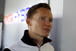 #6 Toyota Racing, Toyota TS050 Hybrid: Mike Conway