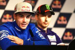 Maverick Viñales, Team Suzuki MotoGP, Jorge Lorenzo, Yamaha Factory Racing