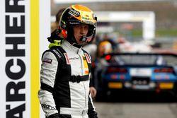 #5 HB Racing Lamborghini Huracán GT3: Jaap van Lagen
