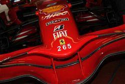 Ferrari F2007, Detail