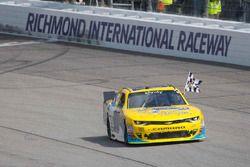 Dale Earnhardt Jr., JR Motorsports Chevrolet race winner