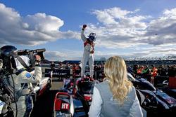Marcel Fassler, Audi Sport Team Joest vieren feest