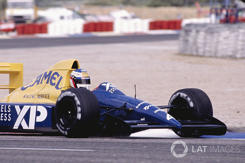 Michele Alboreto (Tyrrell)