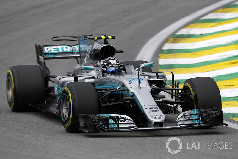 1. Valtteri Bottas, Mercedes-Benz F1 W08