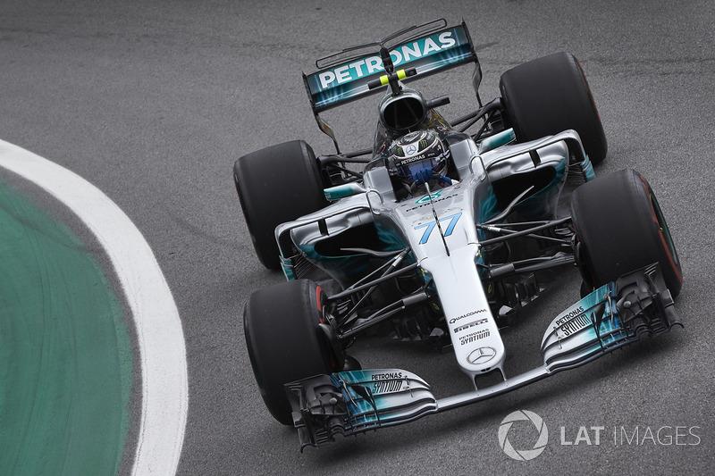 1: Valtteri Bottas, Mercedes AMG F1 W08
