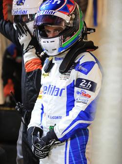 #47 Cetilar Villorba Corse Dallara P217 Gibson: Roberto Lacorte